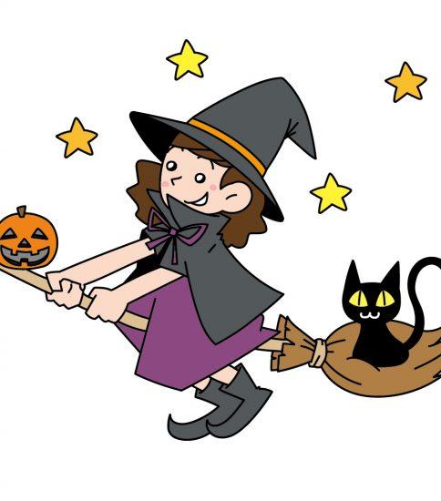 魔女と黒猫