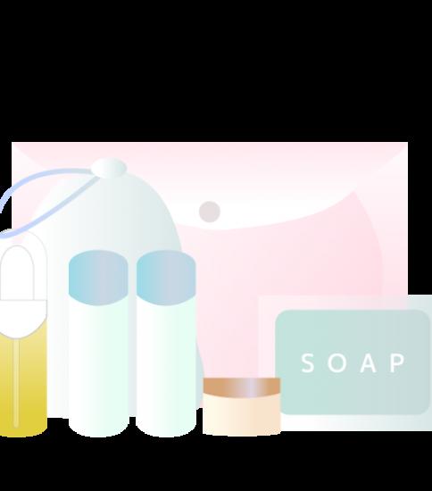 洗顔セット