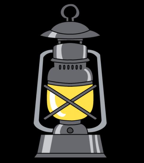 キャンプ用ランプ