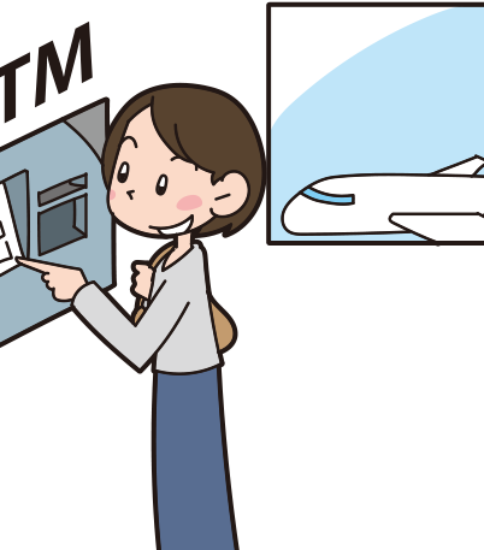 ATM3-空港のATM